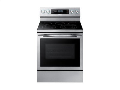 5.9 cu. ft. Freestanding Electric Range with True Convection and Steam Assist Product Image