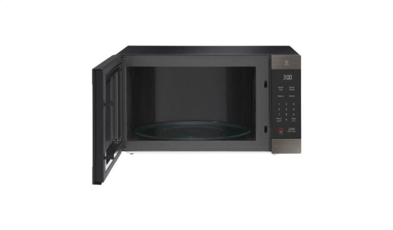 Additional Lg Black Stainless Steel Series 2 0 Cu Ft Neochef Countertop Microwave With Smart
