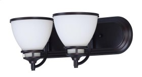Novus 2-Light Bath Vanity