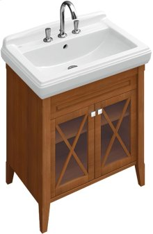 Washbasin - White Alpin CeramicPlus