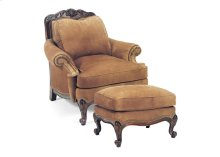Renoir Chair and Ottoman
