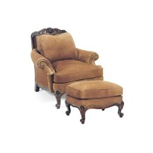 Renoir Chair and Ottoman