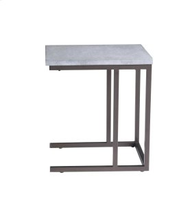 Emerald Home Stoneworks Laptop Table-concrete-metal-natural Stone T517-07