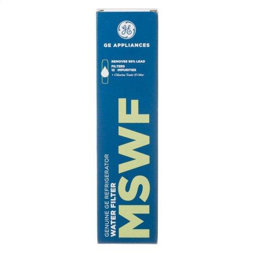 GE® MSWF REFRIGERATOR WATER FILTER