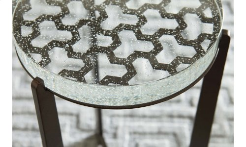 Geode Crystal Spot Table