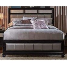 Barzini Transitional California King Bed