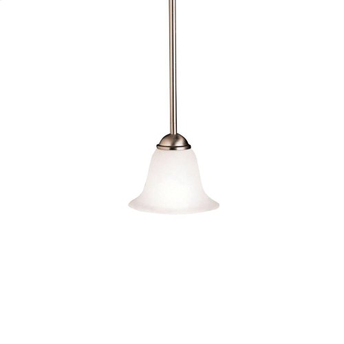 Dover Collection Dover 1 Light Mini Pendant2771 NI