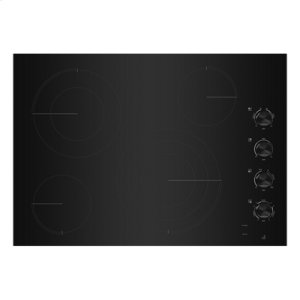 "Jenn-AirOblivian Glass 30"" Electric Radiant Cooktop"