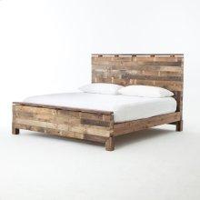 Tioga Queen Platform Bed