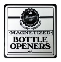 Bottoms Up! Sign. Product Image
