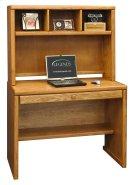 Contemporary 39inch Desk Hutch Product Image