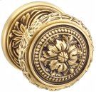 Interior Ornate Knob Latchset in BAS (Siena Brass, Lacquered) Product Image