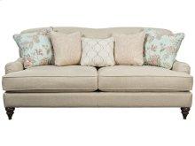 Craftmaster Living Room Stationary Sofas, Two Cushion Sofas