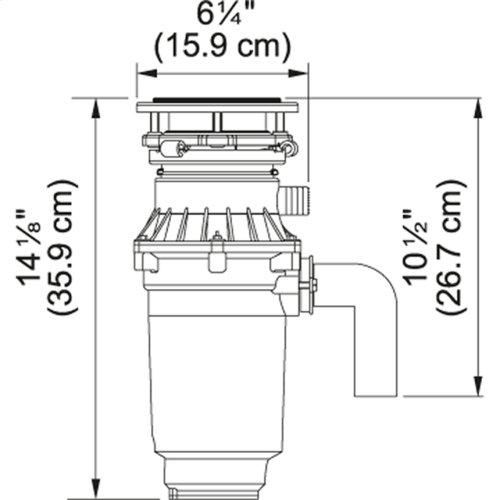 Waste disposers WDJ75