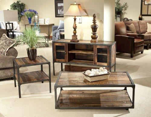 Emerald Home Laramie Sofa Table Medium Brown T4792p