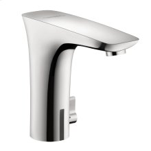 Chrome Electronic Faucet with Temperature Control