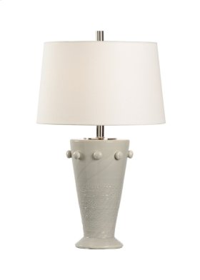 Portofino Lamp - Gray