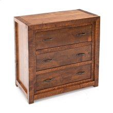 Brookfield - 3 Drawer Dresser