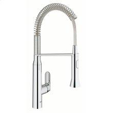 K7 Foot Control Single-Handle Kitchen Faucet