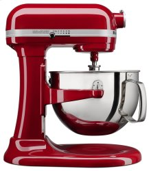 6 Quart Bowl-Lift Stand Mixer - Empire Red