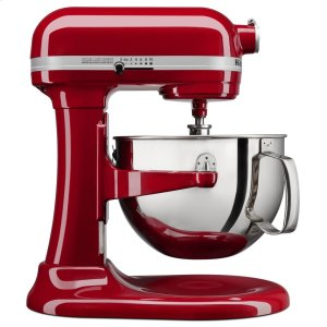 Kitchenaid6 Quart Bowl-Lift Stand Mixer - Empire Red