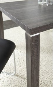Randall Silvershield Table with 4 Chairs Product Image