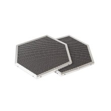 Replacement charcoal filter for IM32I100SP Vertigo Double Island Range Hood