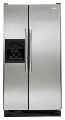 Side-by-Side Refrigerator with Adjusti-Temp Deli Drawer
