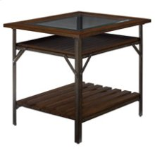 Mercantile Rectangular End Table