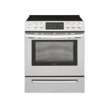 Frigidaire 30'' Front Control Freestanding Electric Range (OPEN BOX CLOSEOUT)