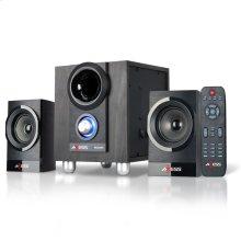 MSBT3907 2.1 Mini Entertainment System