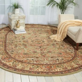 Nourison 2000 2005 Ltg Rectangle Rug 3'9'' X 5'9''
