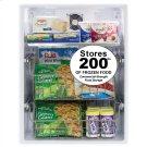 """24"""" Outdoor Freezer  Marvel Premium Refrigeration - 24"""" Outdoor All Freezer - Solid Stainless Steel Door with Lock, Left Hinge Product Image"""