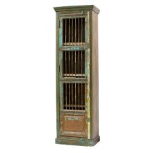 Left Door Utility Cabinet W/Iron