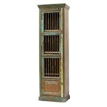 Left Door Utility Cabinet W/Iron