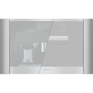 "Miele  EBA 6708 MC Trim kit for 30"" niche for installation of a coffee machine/microwave oven with 24"" width x 18"" height"