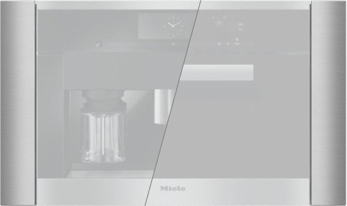 """EBA 6708 MC Trim kit for 30"""" niche for installation of a coffee machine/microwave oven with 24"""" width x 18"""" height"""
