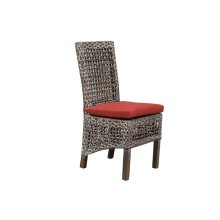 Side Chair, Available in Vintage Smoke Finsih Only.