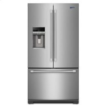 36-inch Wide French Door Refrigerator with PowerCold™ Feature - 27 cu. ft.