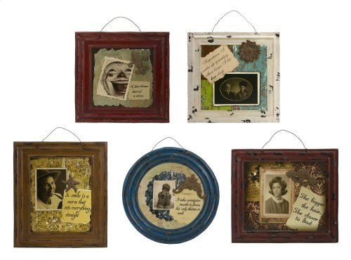 Searcy Wall Signs - Set of 5