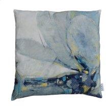 Revel Velvet Feather Cushion 25x25