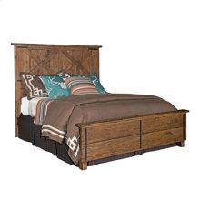 Highlands Bed Queen