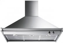 Ventilation Hood, 90 cm (approx. 36 ), Stainless Steel