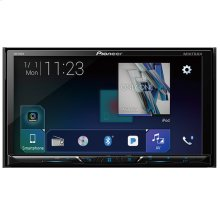 """Multimedia DVD Receiver with 7"""" WVGA Display, Built-in Bluetooth®, SiriusXM-Ready™ and AppRadio Mode +"""