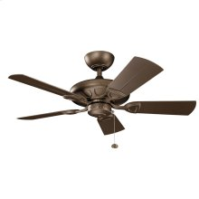Kevlar Collection 42 Inch Kevlar Fan WCP