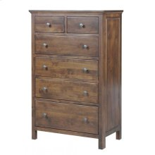 Alder Heritage 6 Drawer Chest