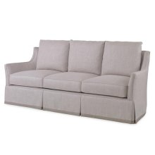 Eyre Skirted Sofa