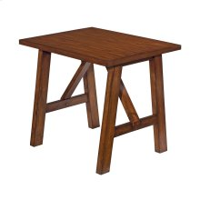 Galliger End Table, Stain Finish