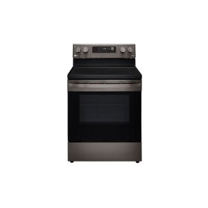 LG Appliances6.3 cu ft. Smart Wi-Fi Enabled Fan Convection Electric Range with Air Fry & EasyClean®