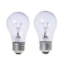 40-watt Reveal Appliance Light Bulb 2 Pack